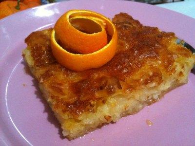 Πορτοκαλόπιτα, γλυκιά και κλασσική!