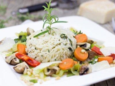 Η συνταγή για αυθεντικό ιταλικό ριζότο
