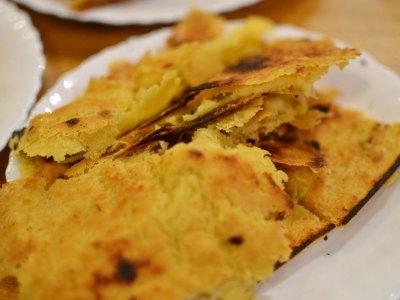 Socca ή Farinata: Πανεύκολο ψωμί χωρίς γλουτένη από ρεβυθάλευρο