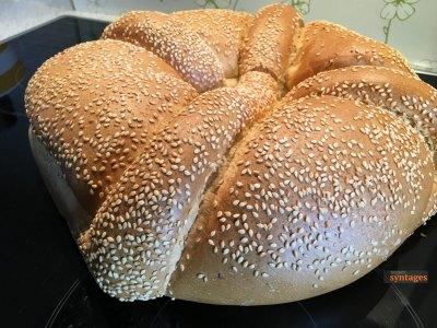 Χριστόψωμο, το Χριστουγεννιάτικο ψωμί μας